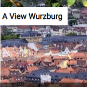 A View Wurzburg Jigsaw Puzzle Game