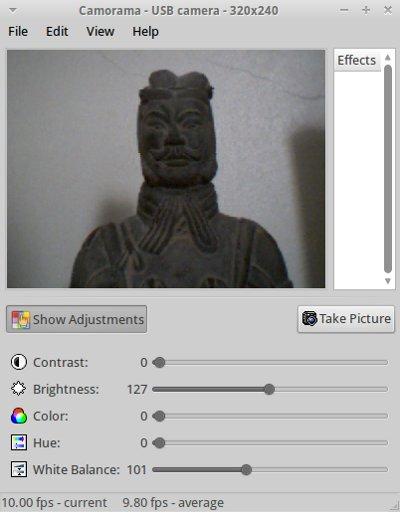 camorama webcam