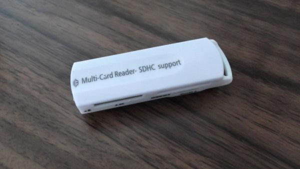 multi-card reader