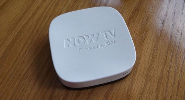 NowTV box from Sky
