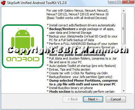 Android ToolKit