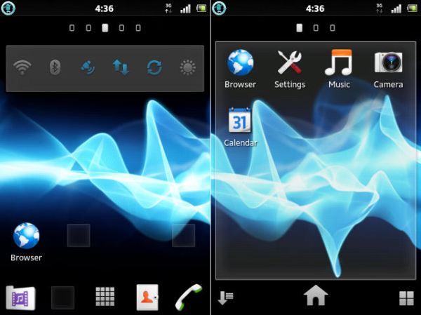 Samsung Galaxy ACE GT-S5830 The Ultimatum v3 Custom Rom Screenshots