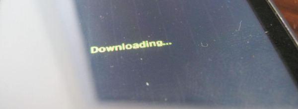 GT-S5830 Download Mode