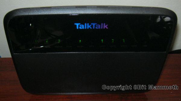 Port Forwarding Instructions for the TalkTalk Huawei HG533
