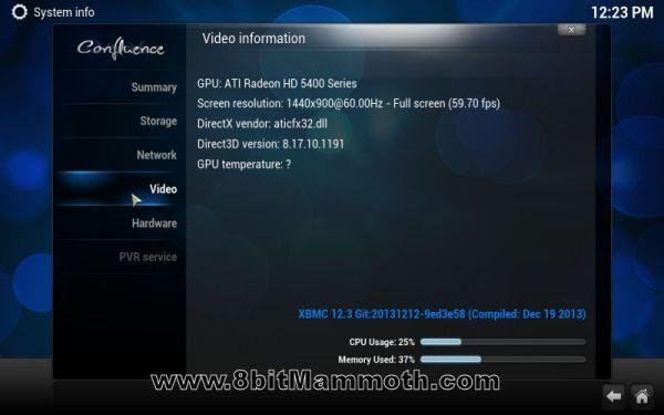XBMC Graphics Spec
