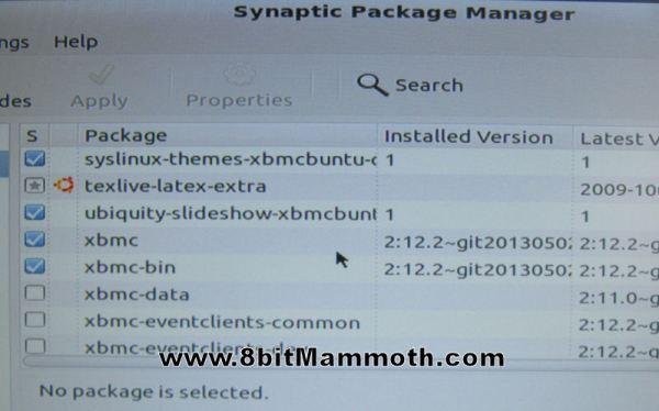 XBMC Linux Upgrade