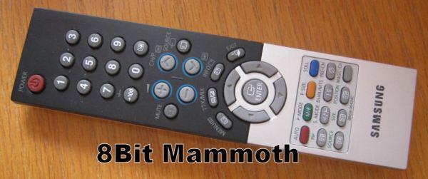 Samsung SyncMaster 940MW Remote Control