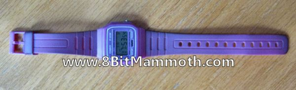 Casio F-91W Watch