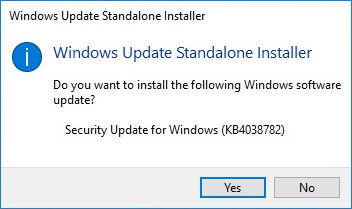Windows 10 Update KB4038782 Failed to Install - 8Bit Mammoth