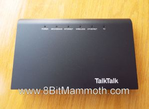 Huawei HG633 TalkTalk Router Port Forwarding Instructions