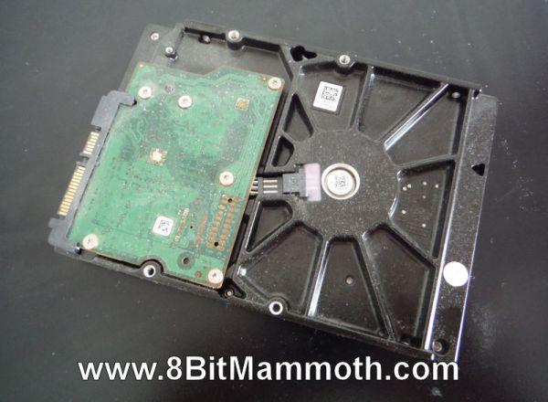 SATA hard drive