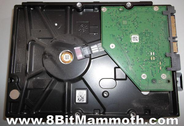 Seagate Video 2000GB ST2000VM003 hard drive