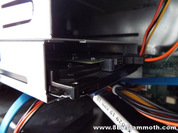 Sata Hard Drive in a Dell Optiplex 380 Mini Tower Computer