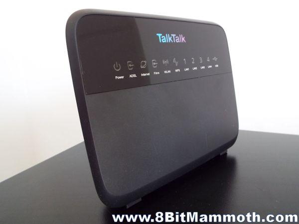 TalkTalk Huawei HG533 Router