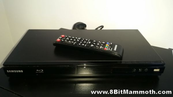 Samsung BD-E5300 Network Blu-ray Player