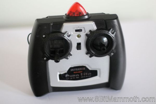 Infrared Helicopter Gyro Lite Remote Control