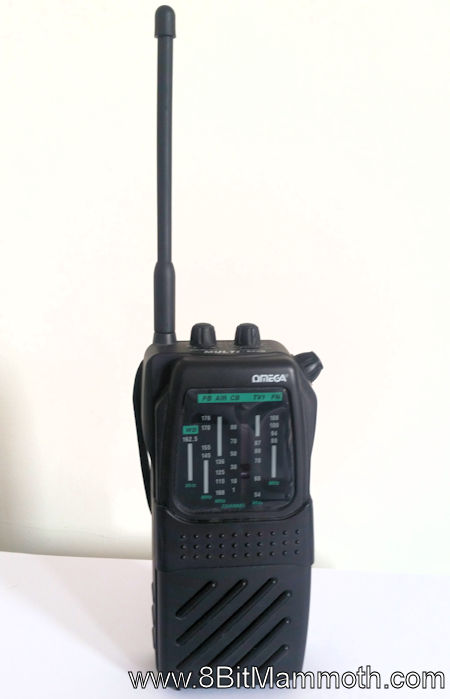 Omega Multi Band Portable Radio