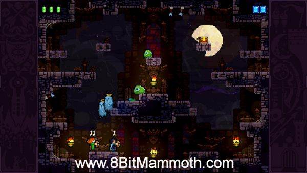 TowerFall Dark World Expansion game screenshot