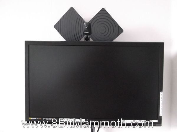 TV and Indoor Antenna