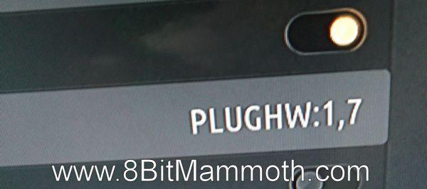 LibreElec Plughw