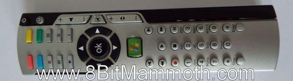 OR24E RF MCE Remote control