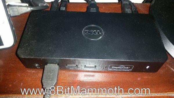 Dell D3100