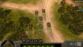 Company Of Heroes Invisible Units Shadow Problem 8bit Mammoth
