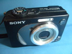 Sony Cyber-shot DSC-W12 5.1MP Camera Details and Review