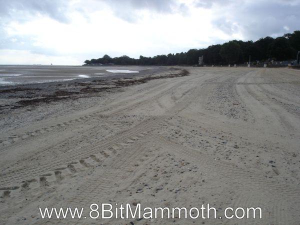 A sample beach photo.
