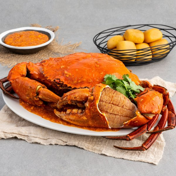 premium award winning chilli crab by crab delivery singapore 8 crabs