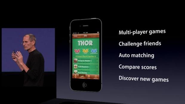 iOS4-GameCenter