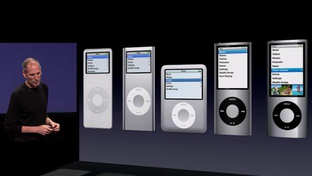 iPods-Nano