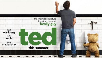 TED Movie Banner