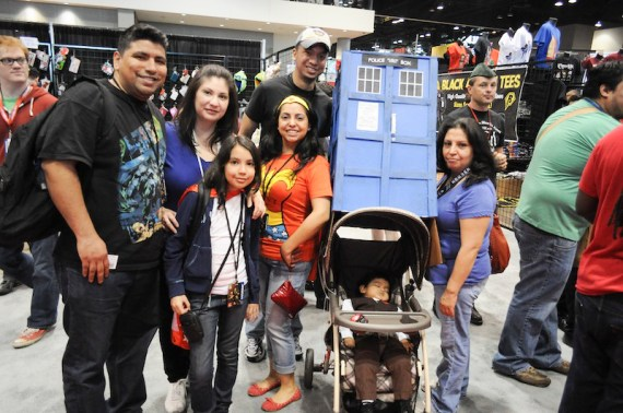 #6 - This picture is for the baby doctor in the TARDIS Stroller.