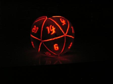 d20 pumpkin