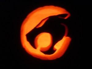 thundercats pumpkin