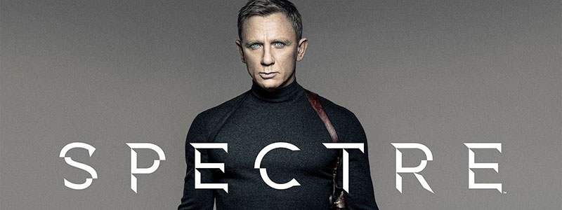 007 Spectre Banner Image
