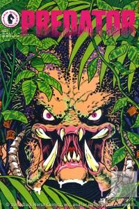 Predator - Issue 2 Cover
