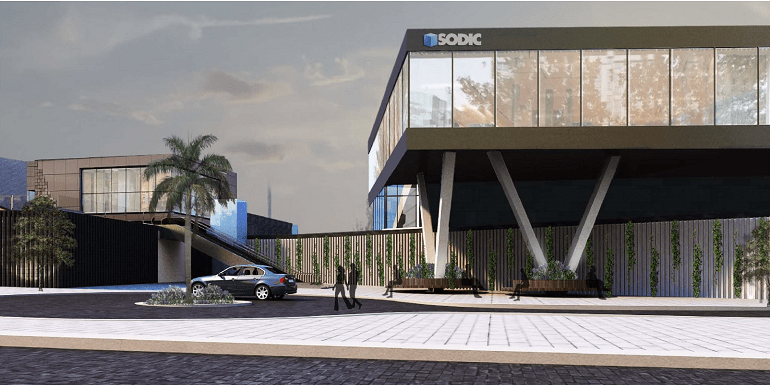 Eastown District New Cairo - Eastown District Business Park - Eastown Offices - Sodic Offices -Sodic Eastown District 1 (13)