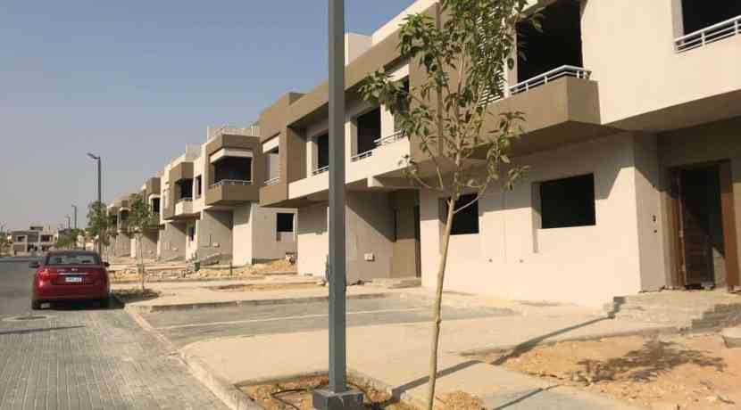 Golf Extention Palm Hills-Town House For Sale in Palm Hills October Golf Extention-8Gates Real Estate Egypt (9)
