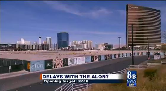 Delays in Alon project, opening date scheduled for 2018