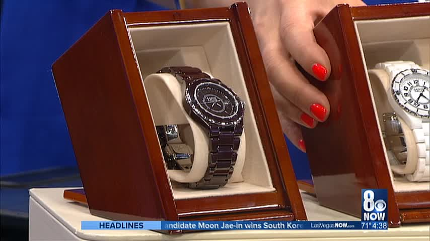 Aaron Lelah Jewelers with Mother's Day gift ideas