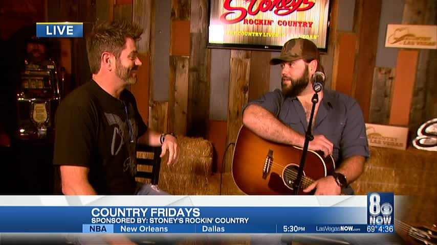 Toad is live with Mike Ryan at Stoney's Rockin' Country