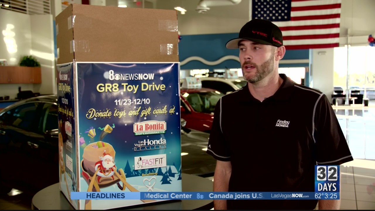 Donate toys at Findlay Honda to benefit Casa
