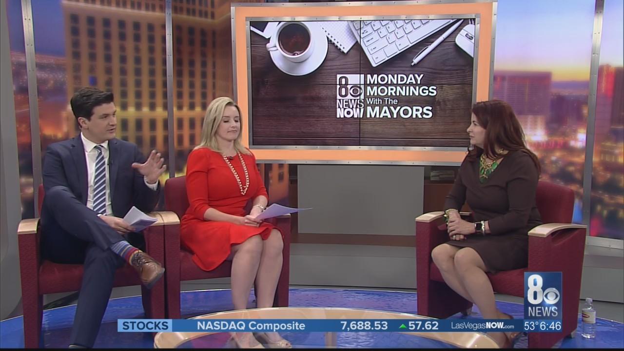 Henderson mayor Debra March returns to Good Day