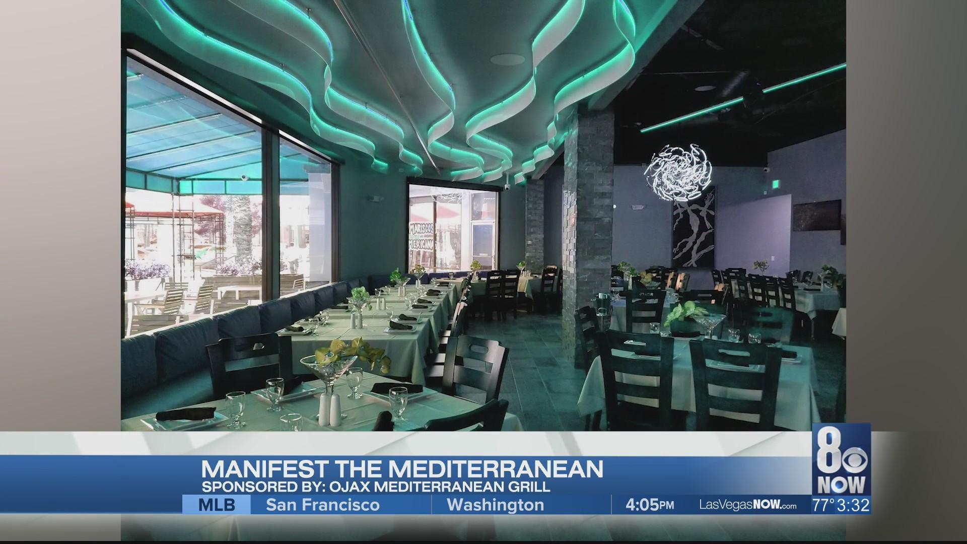 Manifest the Mediterranean with Ojax Mediterranean Grill