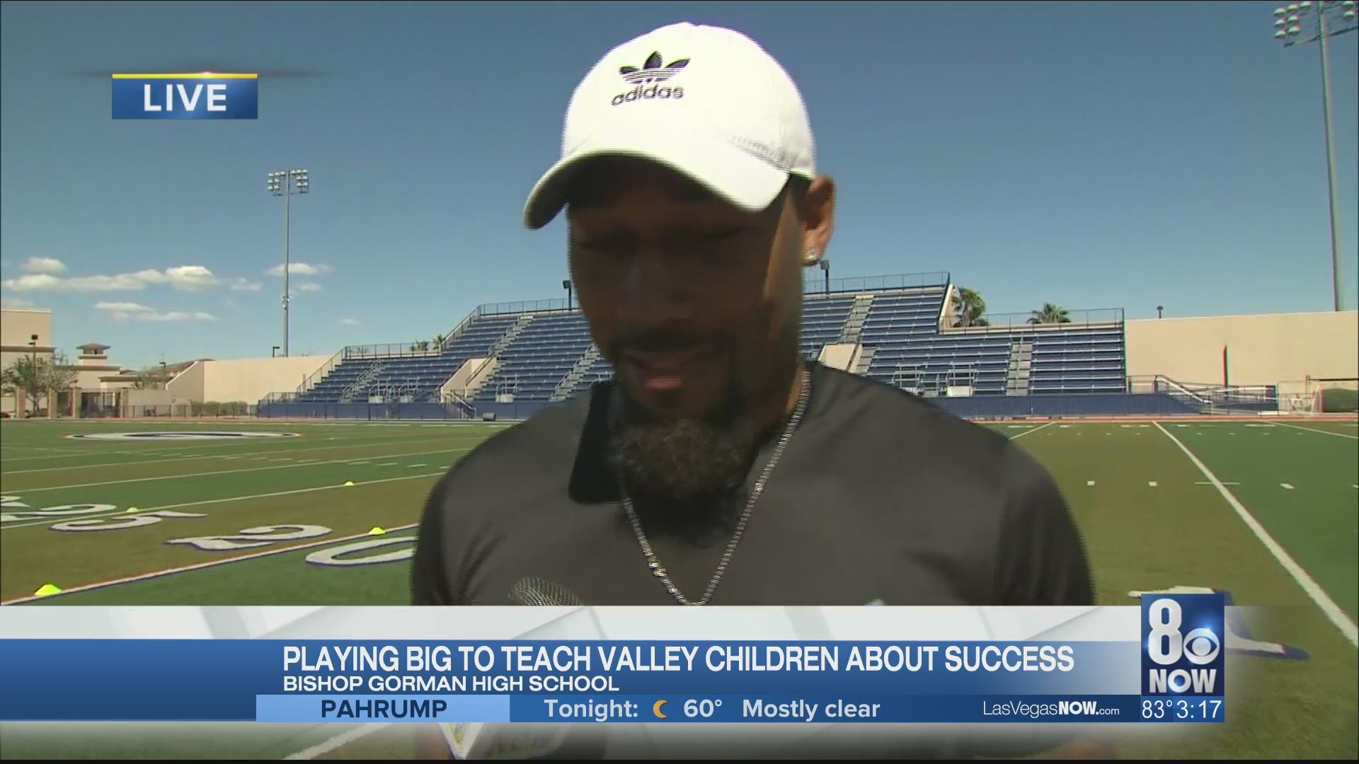 Playing Big to teach valley children about success