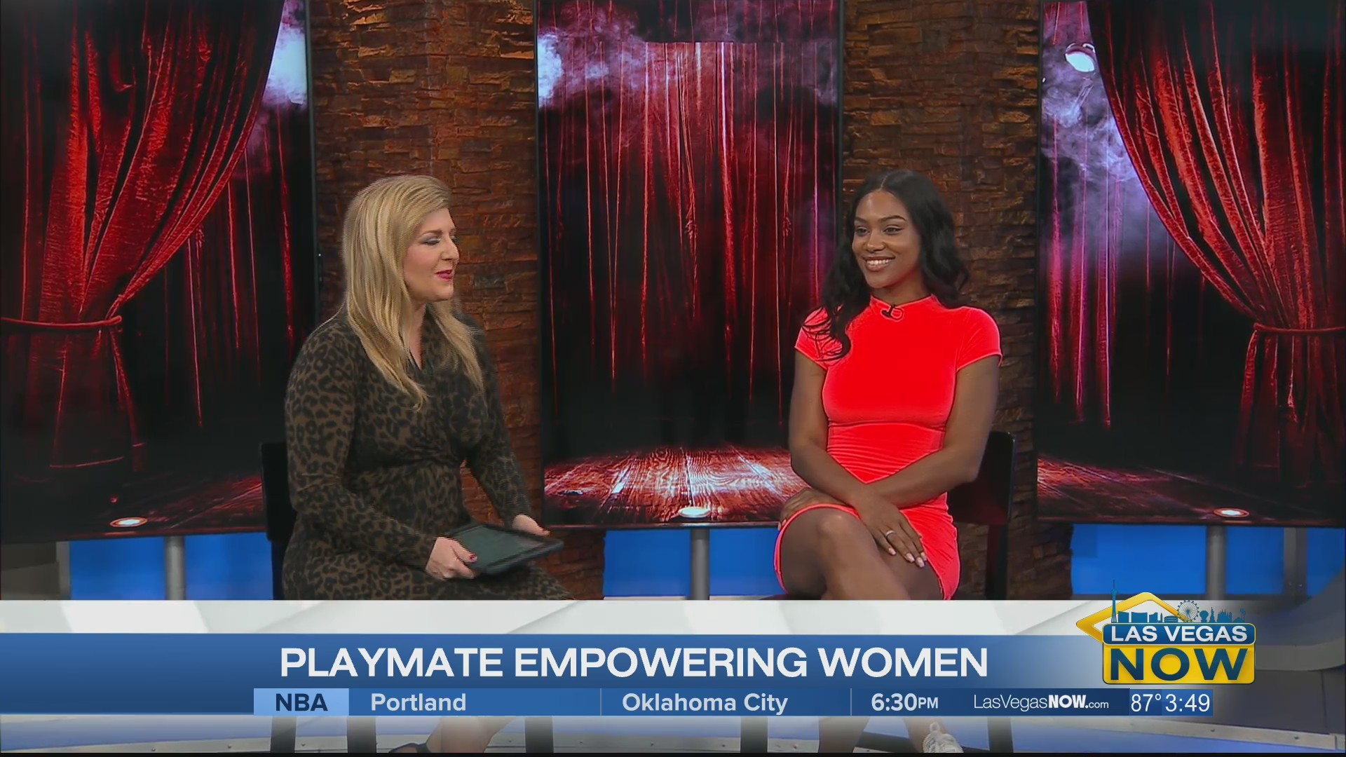Playmate of the Year Jordan Emanuel on empowering women