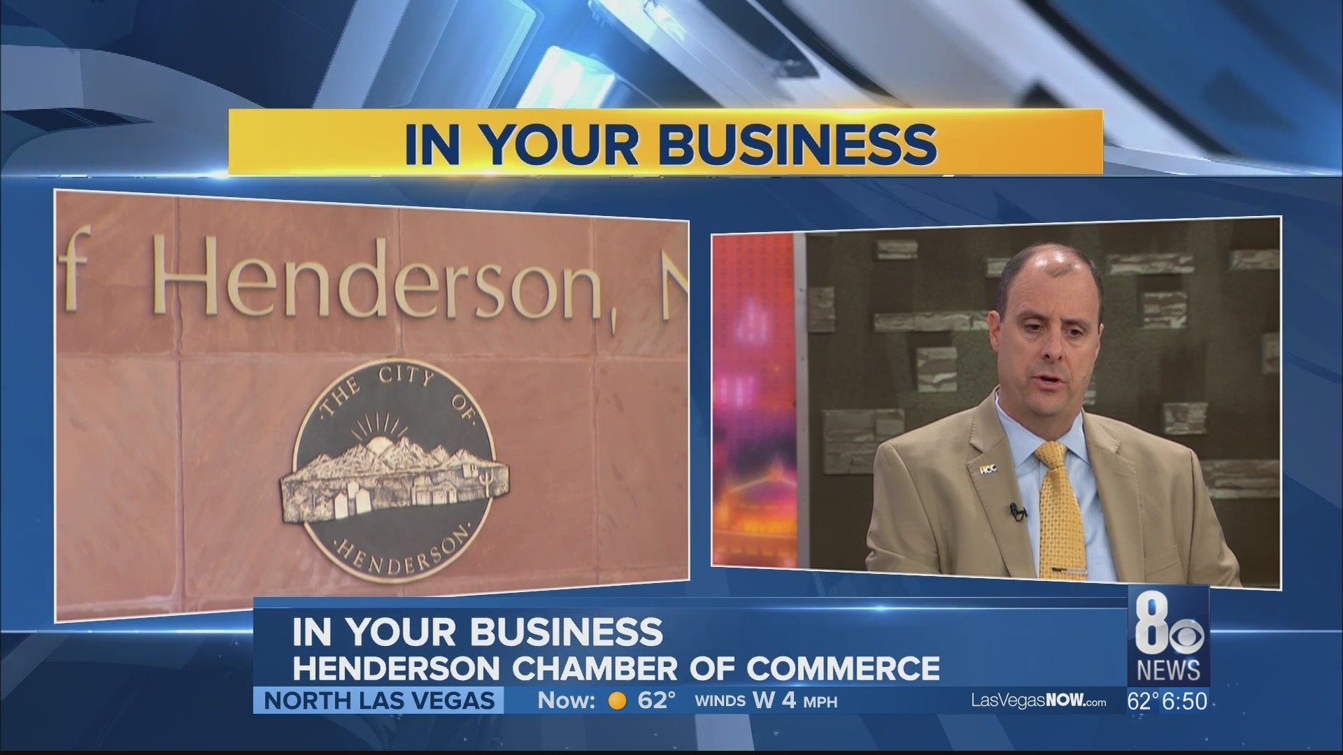 The Henderson Chamber of Commerce supports more than Henderson