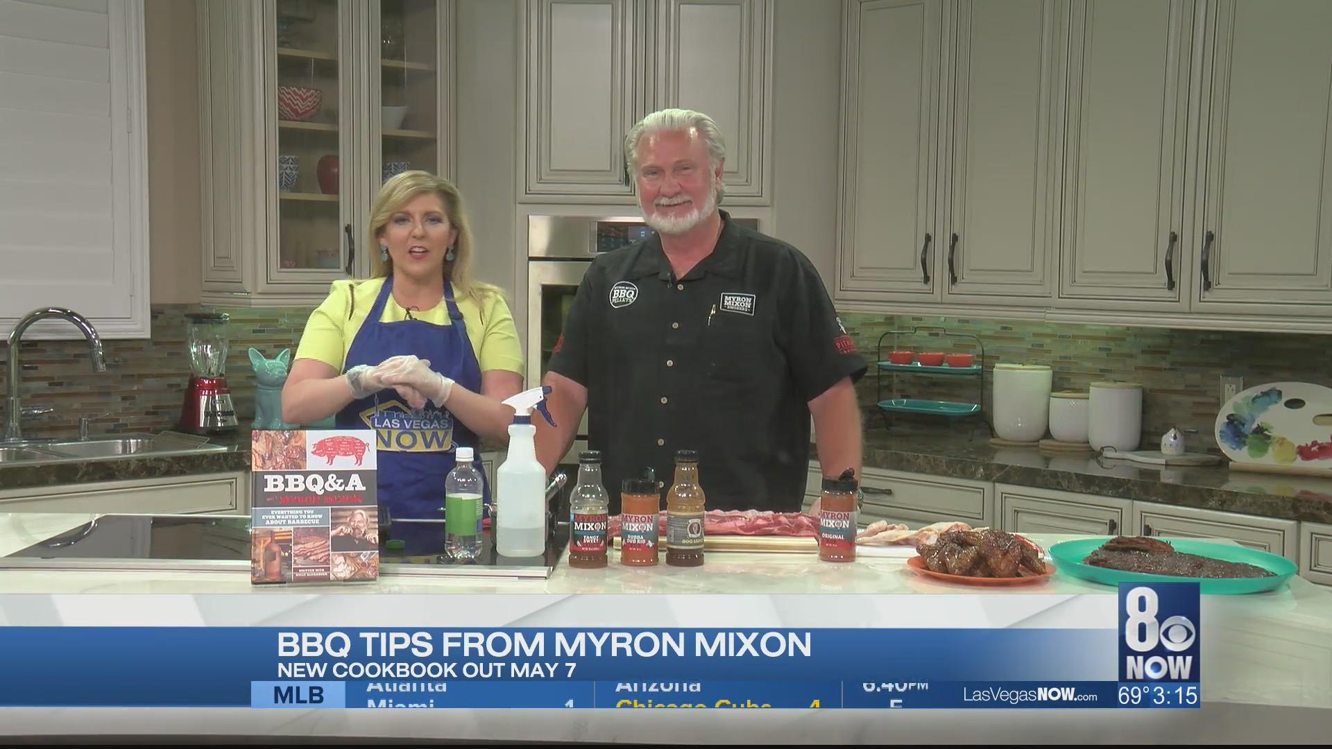 BBQ tips from Myron Mixon